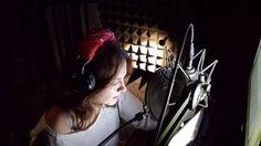 The fabulous Nicol Zanzarella recording Ghost Gifts!