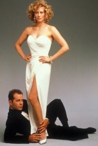 Moonlighting, loved it until they both got too busy with their careers & the chemistry died