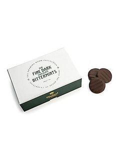 Charbonnel et Walker Dark Chocolate Bittermints - No Color