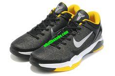 Nike Zoom Kobe 2012 Black Red White 488371 002
