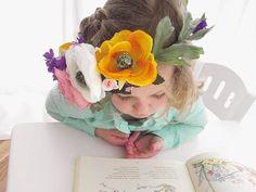 DIY: Märchenhafter Blumenkranz