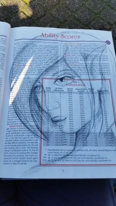 100 Faces Challenge : 6/100. Miranda Bosch - Thurlings