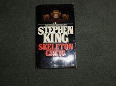 Vintage Skeleton Crew Stephen King 1st Ed Signet Print Paperback 1986 Mist Book