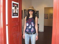 CHRYSSA-jewellery exhibition in Mykonos-2010
