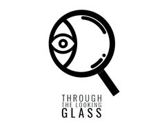 Through The Looking Glass, Symbols, Letters, Letter, Lettering, Glyphs, Calligraphy, Icons