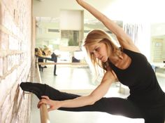 Barre classes go back to their ballet roots...
