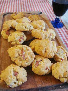 Testés et Extra bons ! - biscuits apéritif aux lardons