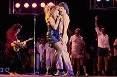 C Social Front photo from the gallery Spotlight: Bill Graham and the Rock & Roll Revolution. Tina Turner and Mick Jagger