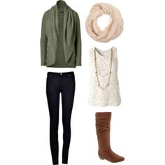 Fall favorites - Polyvore