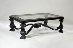 Aegean Coffee Table - Will stand out in any room! Also available in is custom sizes and matching side tables.