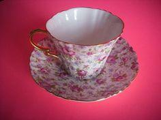 Royal standard bone china cup and saucer