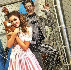 Mark Ballas & Sadie Robertson -  Dancing With the Stars  -  Season 19  -  Week 7  Halloween week  -  fall 2014