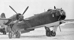 The nose of a He 177A-3/R1. The weapons in the tray under the cockpit and the turret behind the cockpit are remote-controlled, but there is also a manually aimed MG 81, pointed through the small circular opening in the cockpit glazing.
