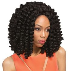 Outre Lace Front Wig X-Pression CUEVANA TWIST OUT BOB