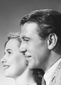 "Gary Cooper and Teresa Wright in ""The Pride of the Yankees"", 1942"