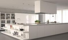 10 beautiful kitchens with modern designs.