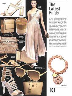 #V73 Laguna bag su Vogue Accessory di Maggio #bag #bags #borsa #borse #accessori #accessory #sandshall #sabbia #spring #summer #primavera #estate
