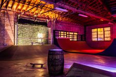House of Vans Chicago with Future Islands, Digable Planets, Noname | TransWorld SKATEboarding