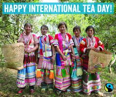 Happy #InternationalTeaDay! See how tea farmers use their Fairtrade Premium to invest in education, health, housing & more here ➤ http://fairtradeamerica.org/en-us/farmers-and-workers/tea?utm_content=buffer23d95&utm_medium=social&utm_source=twitter.com&utm_campaign=buffer
