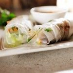 Leftover Turkey Spring Rolls   The Pioneer Woman Cooks   Ree Drummond