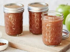 Make apple butter in your slow cooker with this recipe.