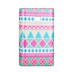 Aztec tribal hard case hoesje cover voor LG Optimus L3