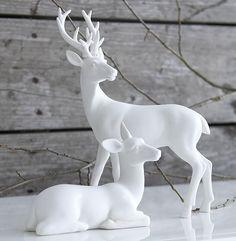 White deer by anangelatmytable.com