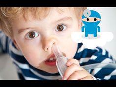 Így csináld: orrszívás vízzel, orrmosás - YouTube