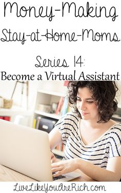 TIPS and advice from a Virtual Assistant on How to Become a Virtual Assistant #LiveLikeYouAreRich