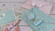 Pink & Fun: Como fazer envelopes - O segredo para calcular todas as medidas