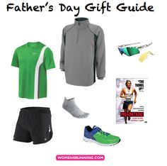 Father's Day gift ideas . . .  womensrunning.com/blog