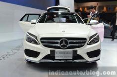 Mercedes C Class 2017 Boosts The Class with Twin-Turbo Turbo Car, Twin Turbo, Turbo Auto, Mercedes E Class, Detroit Auto Show, C Class, Black Mesh, Sporty, Otaku