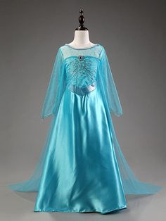 laatste elsa jurk!