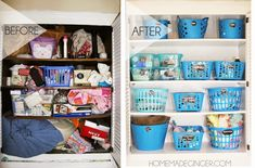 21 Dollar Store Organization Hacks You'll Love | Of Life + Lisa