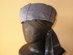 traditional wool Afghan silk Turban Pagri Cloth Islamic Safa Lungee lungi Pagri by mineralsshop on Etsy