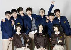 Who are you school 2013 Lee jong sun & kim woo bim