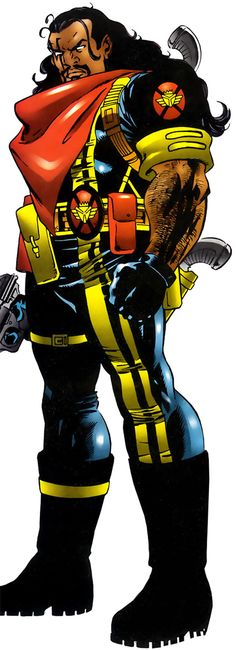 Bishop - Marvel Comics - X-Men - XSE - Lucas. refreshed the lead for our notes at http://www.writeups.org/fiche.php?id=1984 .