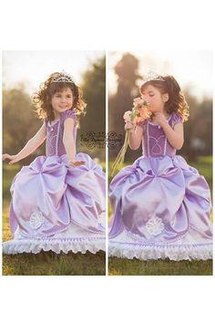 Sofia dress.