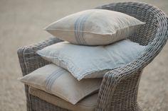Kissen aus Leinen   Barefoot Living by Til Schweiger #interior #decor