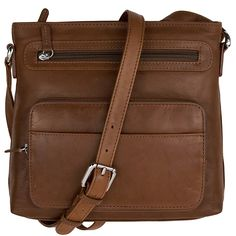 Rawhide Leather Organizer Purse — MUSEUM OUTLETS