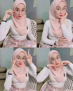 Indonesian Girls, Girl Hijab, Blonde Beauty, Hijab Fashion, Girl Photos, Asian Beauty, Amazing Women, My Girl, Stylists