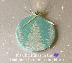 Christmas  #christmasornaments #christmasideas