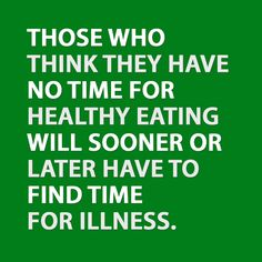 healthy quotes - Google Search