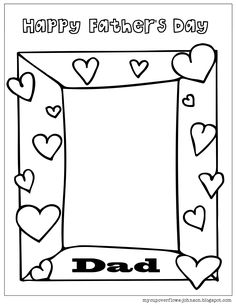 African american fathers day coloring pages african american fathers day coloring pages october 2018 sponsored links Fathers Day Frames, Fathers Day Pictures, Dad Pictures, Fathers Day Art, Happy Fathers Day, Fathers Day Gifts, Diy Father's Day Crafts, Dad Crafts, Father's Day Diy