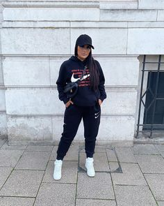 Chill Outfits, Cute Swag Outfits, Cute Summer Outfits, Dope Outfits, Teen Fashion Outfits, New Outfits, Tomboy Fashion, Streetwear Fashion, Clothes