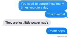 klaus and ben: texts. Sir Integra, The Adventure Zone, After Life, Love You, My Love, Text Messages, Funny Texts, Destiny, Thats Not My