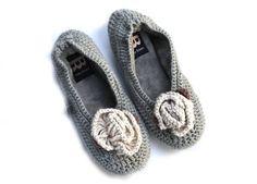 Ballerina slippers - Ruby Brown - www.legoutdescouleurs.be