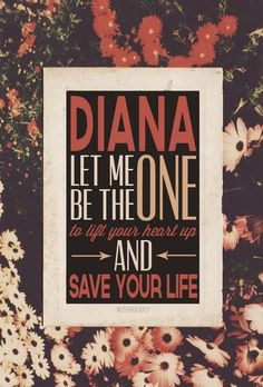 Diana - One Direction