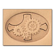 Craftool 3-D Stamp G Plate