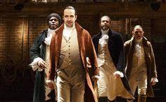 """""""Hamilton""""  wins Best Musical; 2016 Tony Awards"""